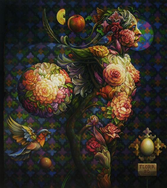 , 'Flora # 6,' 2015, Spalding Nix Fine Art
