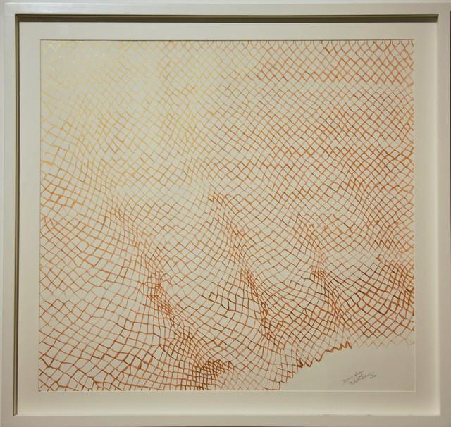 , 'Golden Net I ,' 2017-2018, Exhibit 320