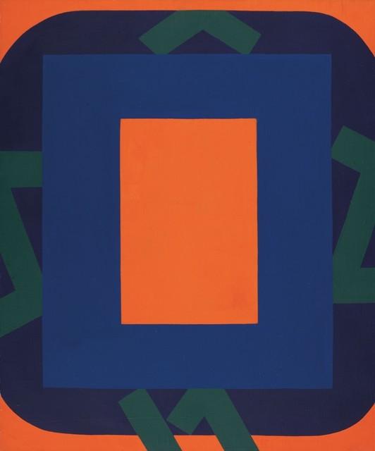 , 'Metropolitan XXXV,' ca. 1962, Ben Brown Fine Arts