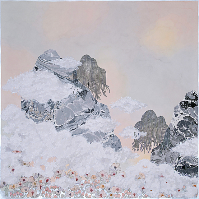 , 'the fog, ''they escaped me'',' 2019, Galerie du Monde