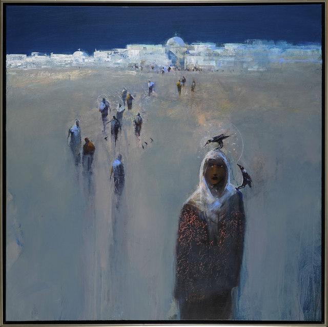 , 'Island Influx,' 2018, Wentworth Galleries