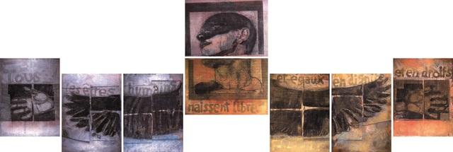, 'Droits de l'Homme,' 2006, Artvera's Art Gallery
