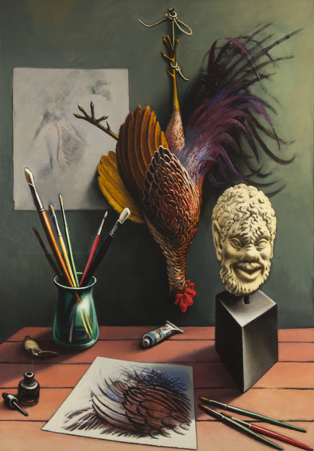 , 'Still Life with Satyr and Paint Brushes      ,' , ACA Galleries