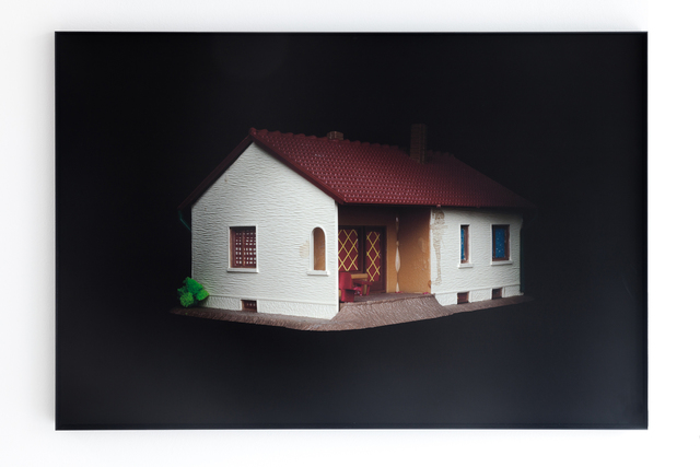 , 'Still Life Series | Family house with bush,' 2014, DAS ESSZIMMER