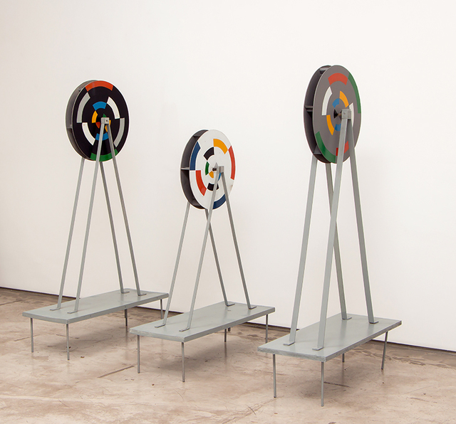 , 'Untitled - Projeto Fonte Roda d´água,' 1996, Galeria Raquel Arnaud