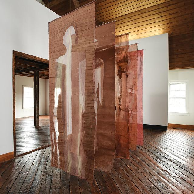 , 'Tunnel Pamięci,' 1992, browngrotta arts
