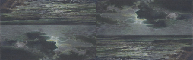 , 'Horizon Shift, Night,' 2014, Thomas Solomon Gallery