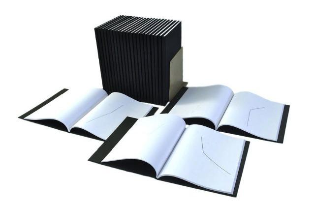 , 'Enciclopedia. Todos los minutos de hoy | Encyclopedia. Today's every minute,' 2010, EDS GALERÍA