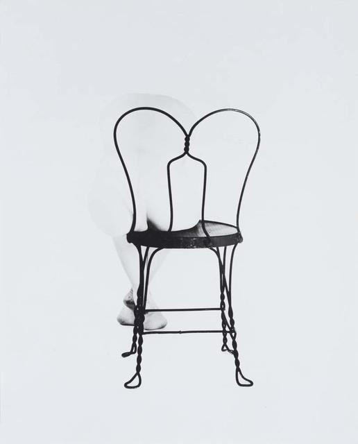 , 'Coca Cola Chair, New York,' 1944, Osborne Samuel