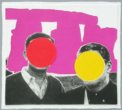 , 'Stonegenge purple,' 2005, Galerie Bhak