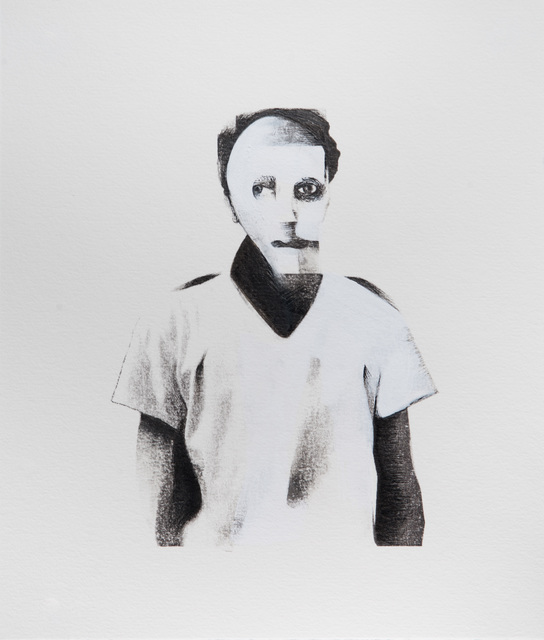 , 'Untitled (self-portrait V),' 2011, Moskowitz Bayse