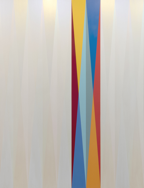 , 'The Colors of Anti-Matter,' 2018, Bernarducci Gallery