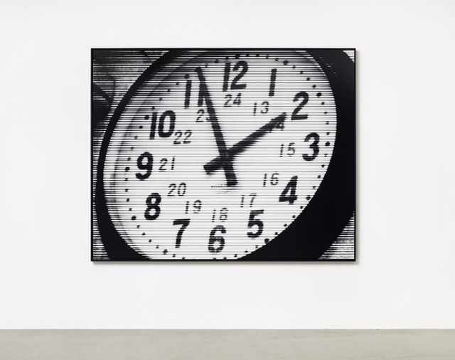 , 'Seoul Time,' 2011, Hirshhorn Museum and Sculpture Garden