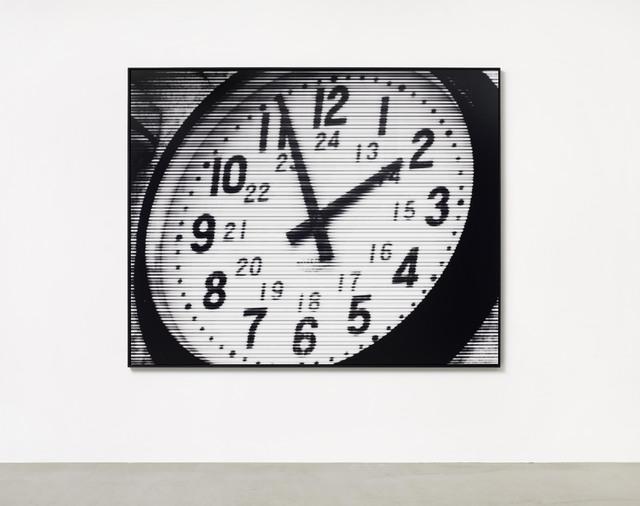 , 'Seoul Time,' 2011, Hirshhorn Museum and Sculpture Garden