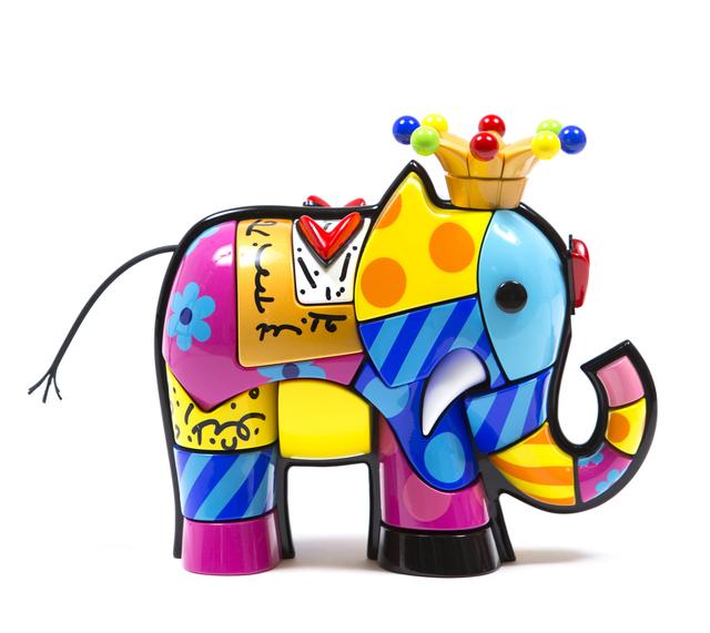 Romero Britto, 'Elephant', 2014, Deodato Arte