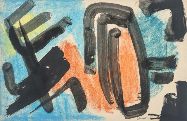 , 'Untitled,' 1950, Galerie Diane de Polignac & Chazournes