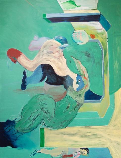 , 'Ueno Fighting,' 2016, Gallery LVS