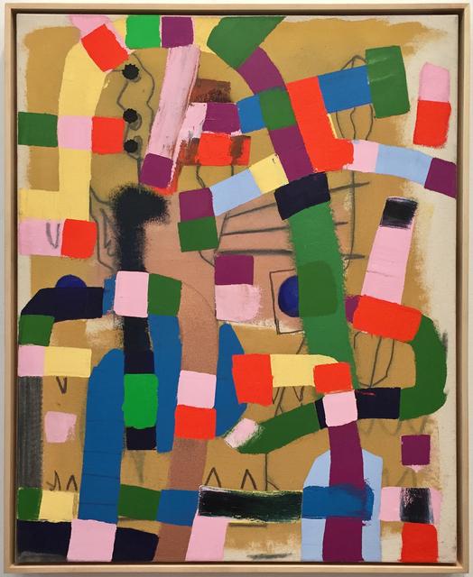 , 'Blackjaw's Gold Present ,' 2018, Octavia Art Gallery