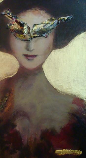 , 'Gothic Mask,' ca. 2014, Studio 905 on Juniper