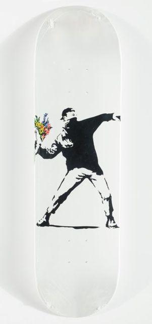 Banksy, 'Banksy x Brandalism', 2017, 5ART GALLERY