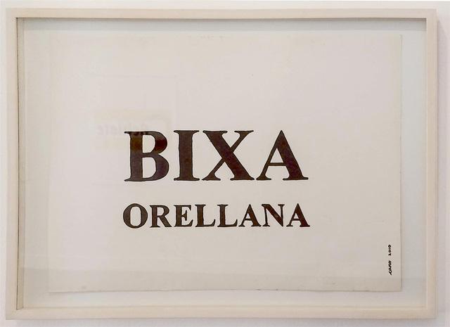 Antonio Caro, 'Bixa Orellana', 2010, Casas Riegner