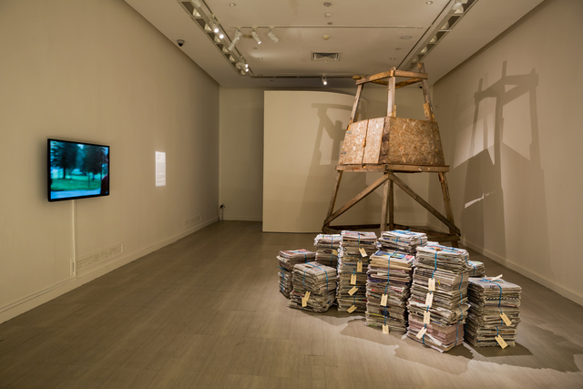 , 'Give More Than You Take,' 2010 -Ongoing, Singapore Art Museum (SAM)