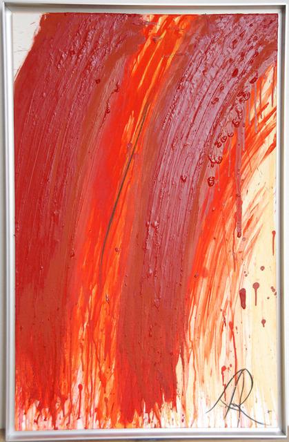 , 'Neue Hand- und Fingermalerei,' 1998, Galerie Heike Curtze
