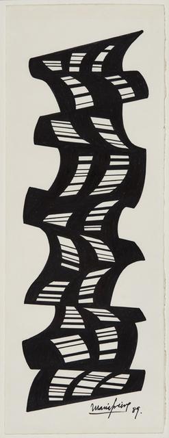 María Freire, 'Forma', 1989, Cecilia de Torres Ltd.