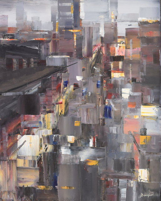 , 'Whitworth Street West,' , Gateway Gallery