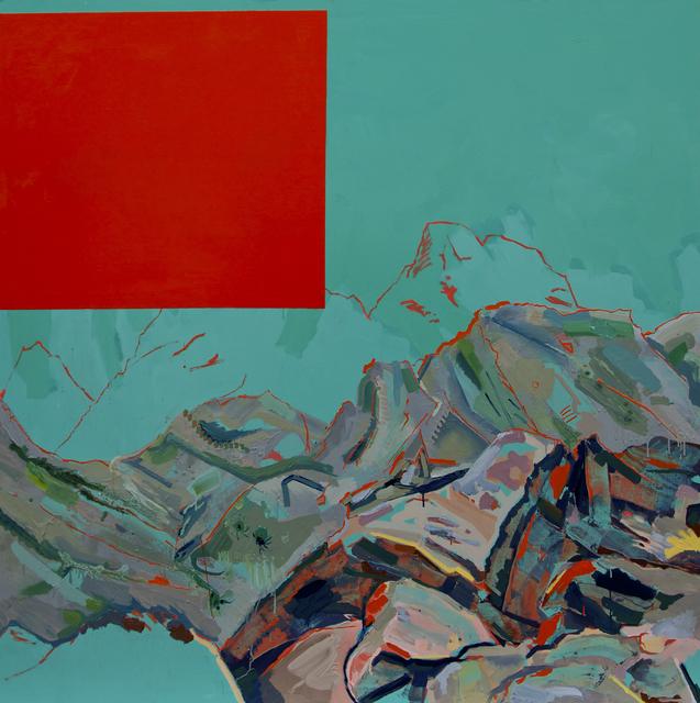 , 'Adolescence,' 2014, Abode