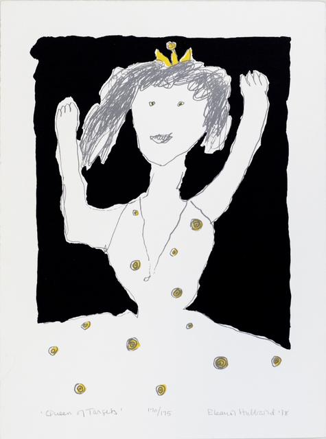 Eleanor Hubbard, 'Queen of Targets', 1978, ICA Philadelphia