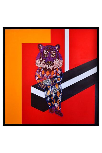 , 'Arlequin Tigger,' 2016, Art Porters
