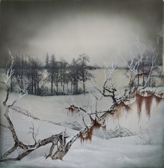 , 'Spanish Moss,' 2014, Galerie Ron Mandos
