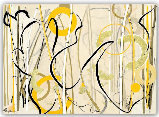 , 'Syrinx Dancing,' 2014, Walter Wickiser Gallery