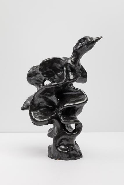 , 'Black Line Bird #5,' 2018, Tayloe Piggott Gallery