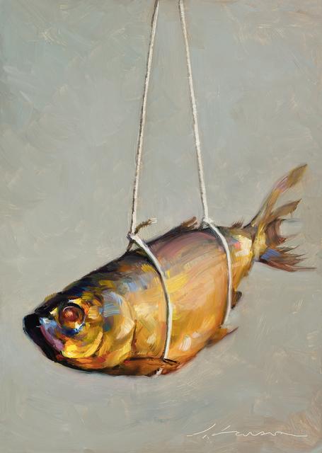 , 'Floating Fish,' 2019, Maxwell Alexander Gallery