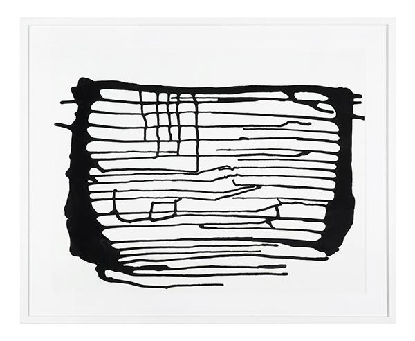 , 'Untitled, from Codificacoes Matericas series,' 1995, Galleria Raffaella Cortese