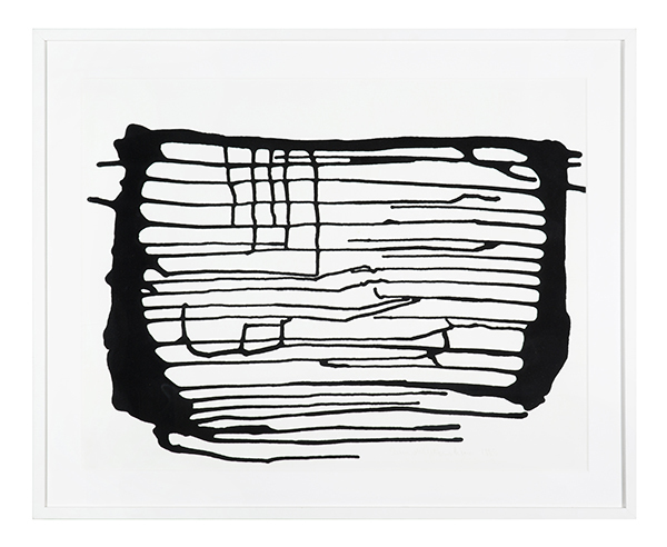 Untitled, from Codificacoes Matericas series