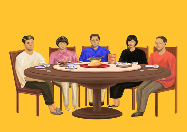 Kanith, 'Our table', 2017, Gallery LVS