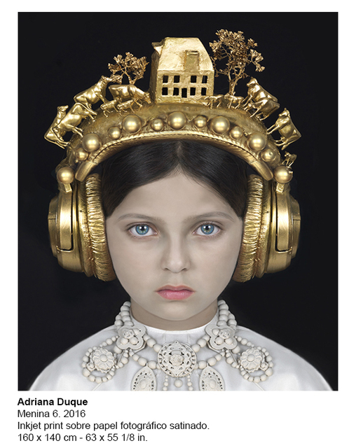 , 'Menina 6,' 2016, Galeria El Museo