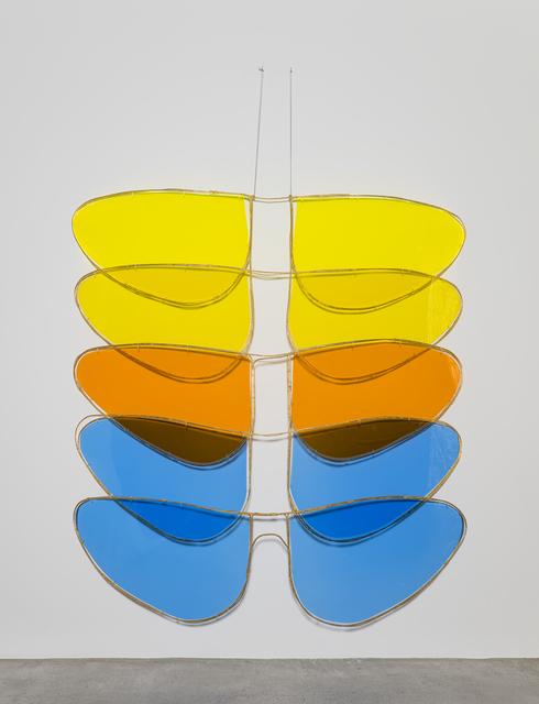, 'Filtros [Filters],' 2017, Galeria Luisa Strina