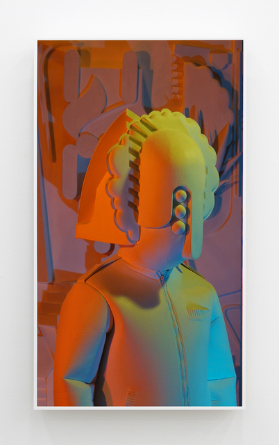 , 'Members Only ,' 2017, Philip Martin Gallery