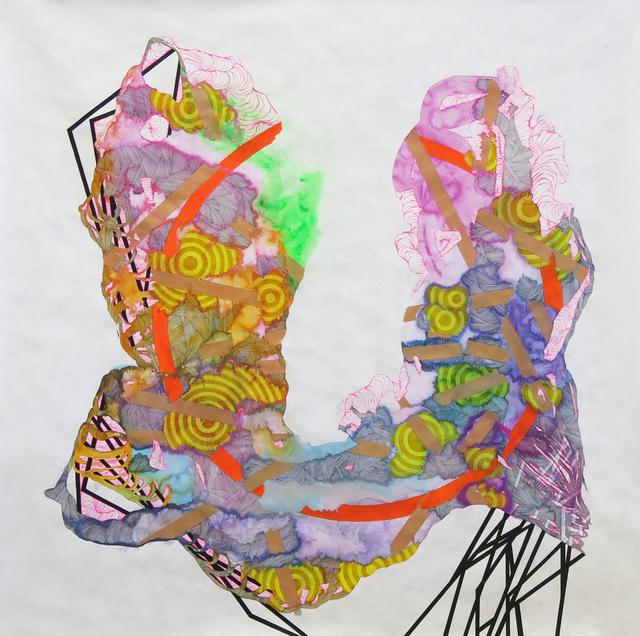 , 'Cosmological Formations, series VII, IX,' 2015, Garvey   Simon
