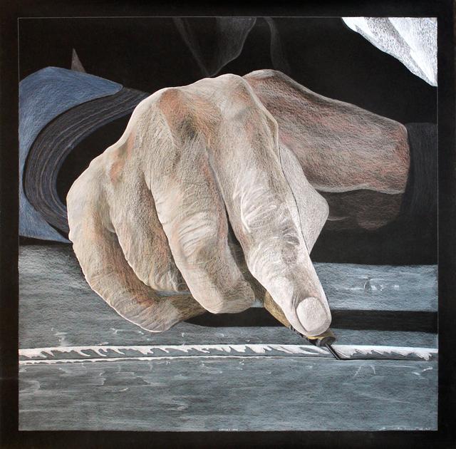 , 'Qiatsuq's Hand,' 2015, Feheley Fine Arts
