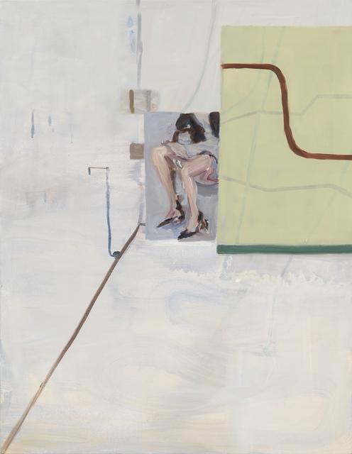 , 'Legs,' 2017, PARISIAN LAUNDRY