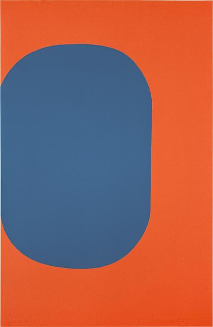 Leon Polk Smith, 'UNTITLED (TAMARIND D)', 1968, Lora Reynolds Gallery