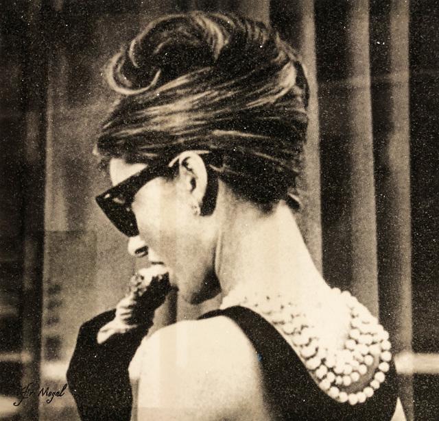 , 'Classic Audrey Hepburn ,' 2018, Eden Fine Art