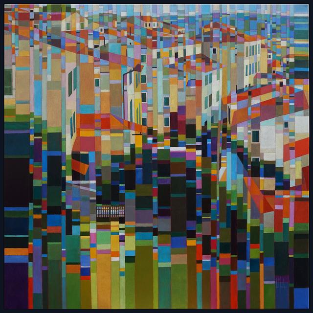 , 'Lost Garden,' 2017, SOL Art Gallery