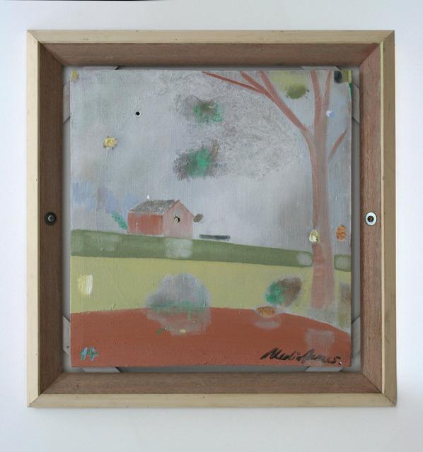 , 'Building, Tree, Pool,' 2012-2013, Kerlin Gallery