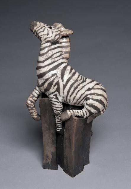 , 'Zebra,' 2016, Lacoste Gallery